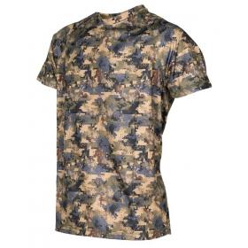 D-HIDE Microdry tričko