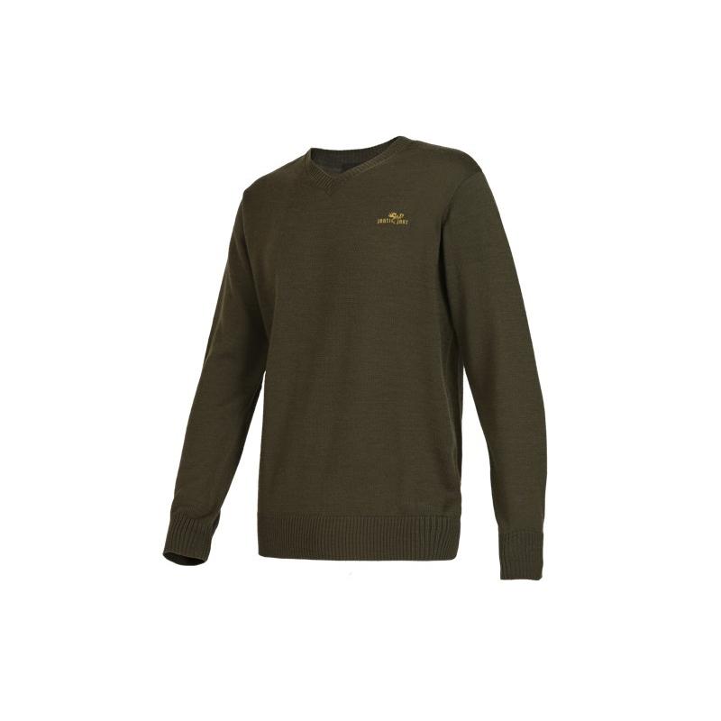 Abel sveter zeleny