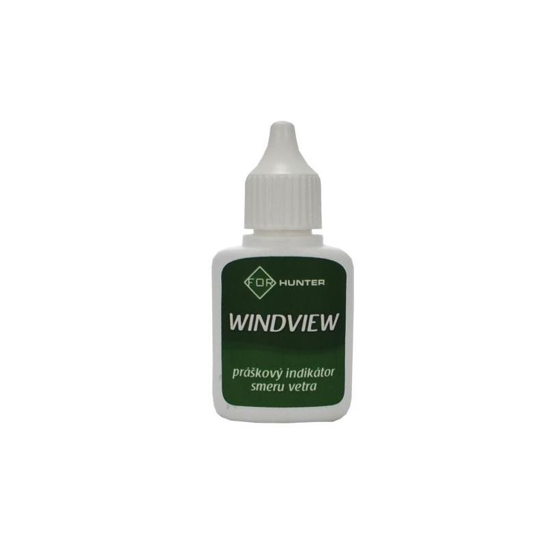 WindView - indikátor smeru vetra