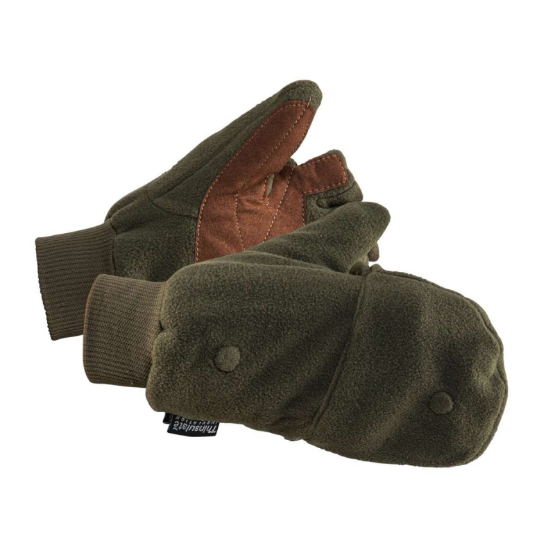 Strelecké rukavice Fleece