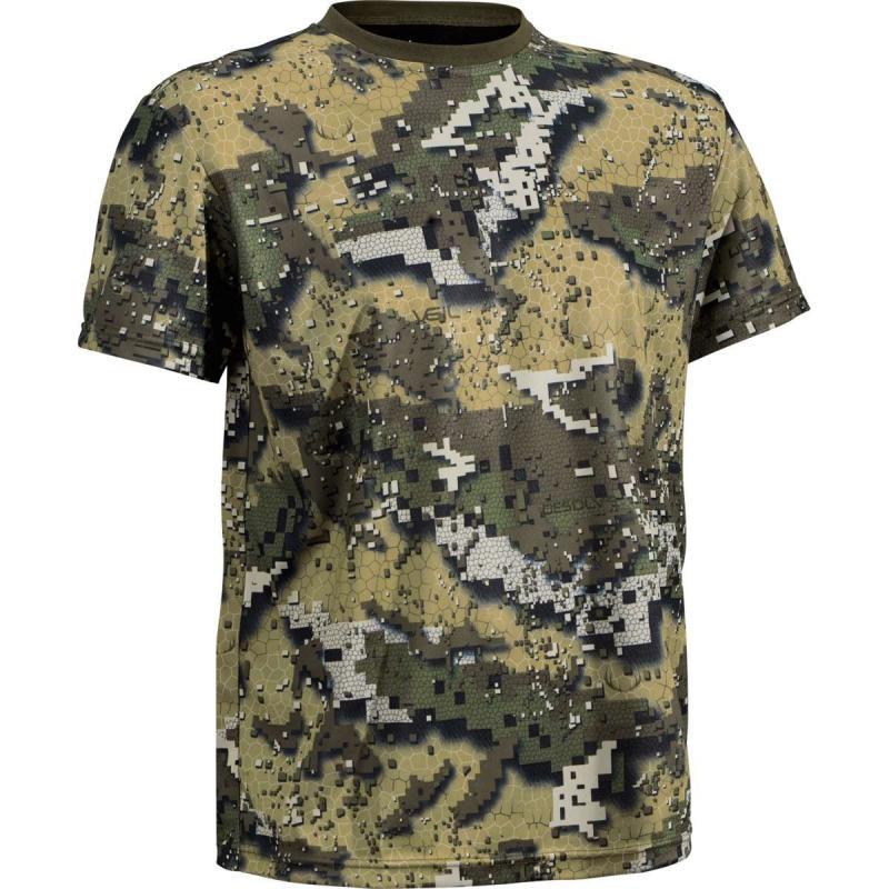 Tričko krátke Veil Desolve M