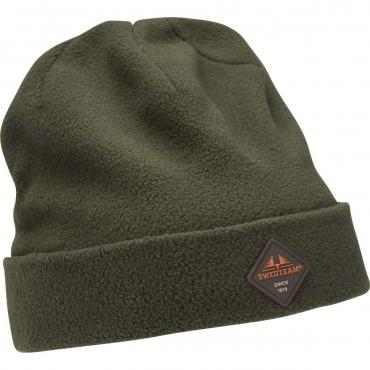 Fleece čiapka zelená