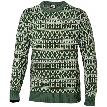 Ottar zelený pulóver